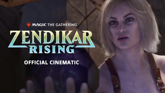 Magic: The Gathering - El resurgir de Zendikar - Trailer Oficial
