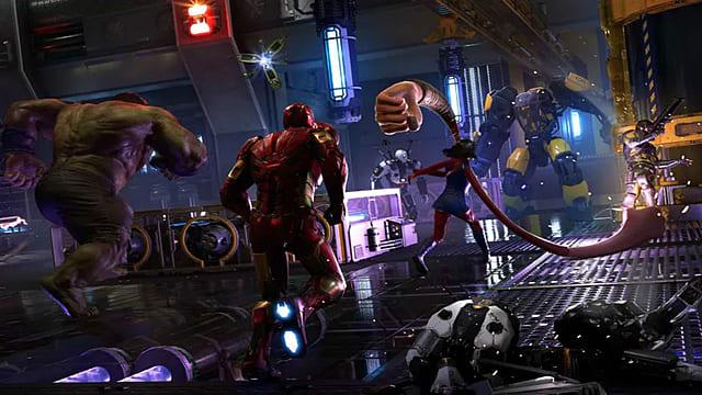 Marvel's Avengers - Localización de los Prime Synthoids (Sintoides Primarios) 1