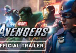 Marvel's Avengers - Trailer oficial cinemático