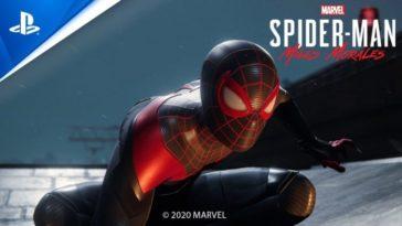 Marvel's Spiderman: Miles Morales - Gameplay Demo PS5