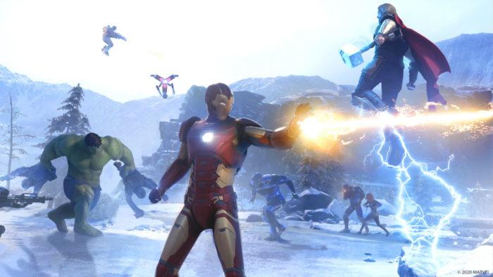 Marvel's Avengers - Todas las localizaciones de los cofres 1