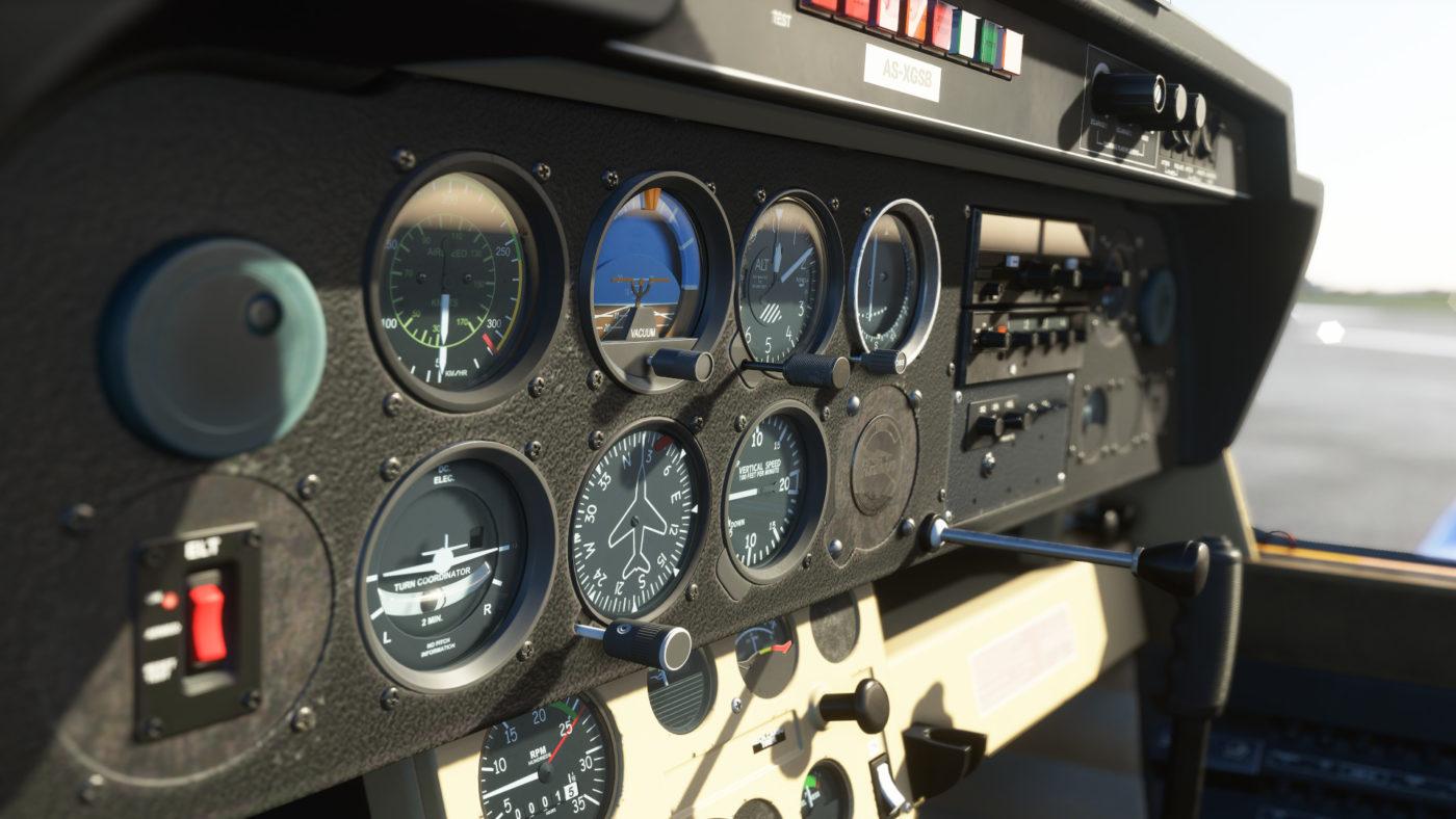 Microsoft Flight Simulator - Cómo despegar 1