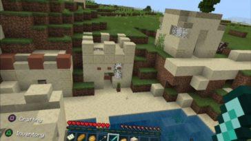 Minecraft - Actualización gratuita para PSVR este mes