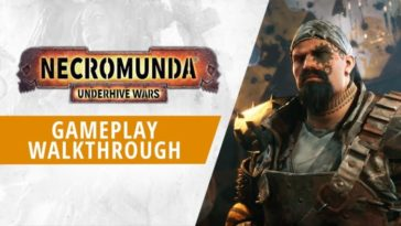 Necromunda: Underhive Wars - Gameplay Walkthrough