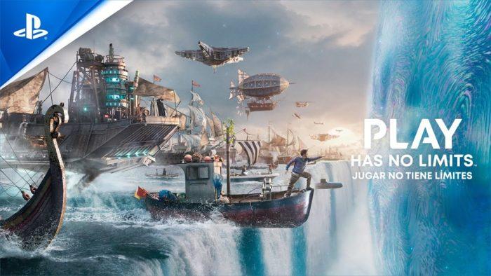 Playstation 5 - The Edge : Jugar no tiene límites (Spot Publicitario)