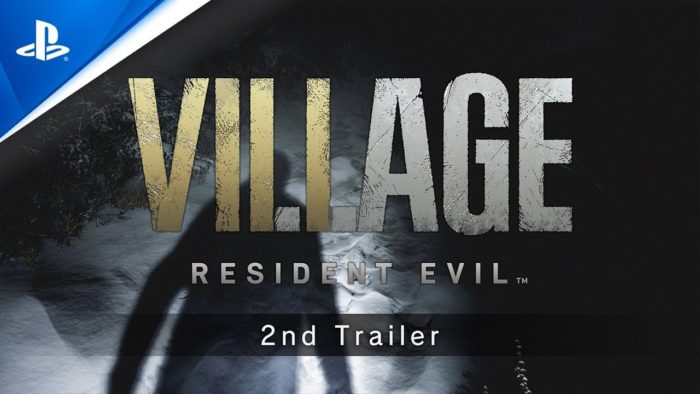 Resident Evil Village - 2nd Trailer PS5