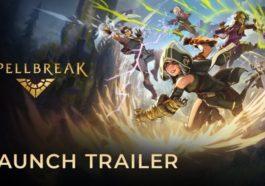 Spellbreak - Trailer cinemático oficial