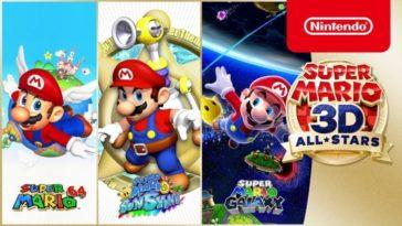 Super Mario 3D All-Stars - Trailer