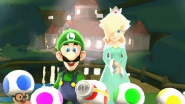 Super Mario Galaxy - Como desbloquear a Luigi 1