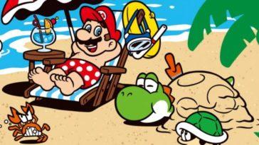 Super Mario Sunshine - Cómo desbloquear a Yoshi 1