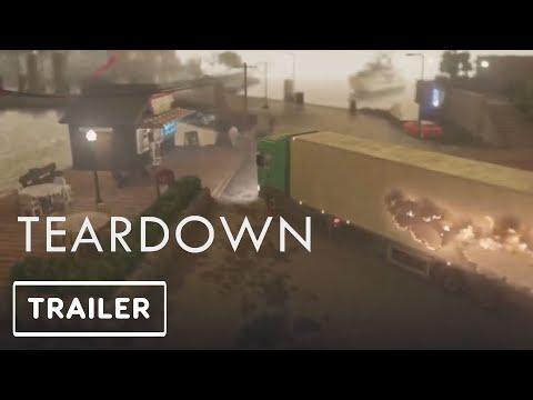 Teardown - Gameplay Trailer