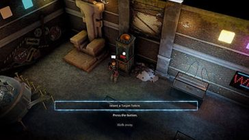 Wasteland 3 - Qué son los Token Tarjan y donde encontrarlos 1