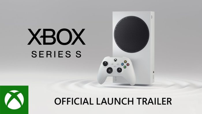 Xbox Serie S - World Premier Reveal Trailer