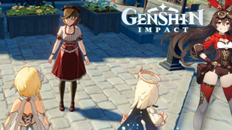 Genshin Impact - Cómo encontrar al gato negro Prince