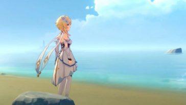 Genshin Impact - Cómo encontrar La Isla Deshabitada Secreta 2