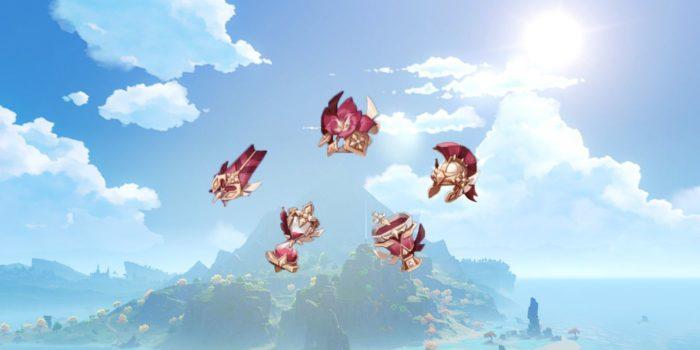 Genshin Impact - Cómo obtener el set de Gladiador