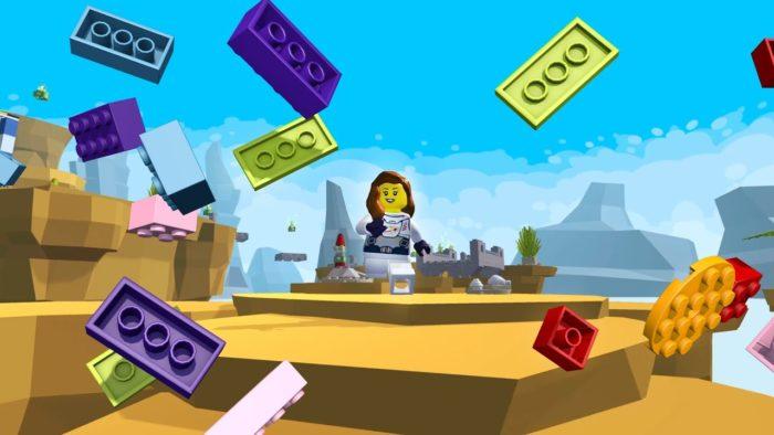 Lego Microgame by Unity - Trailer de Lanzamiento