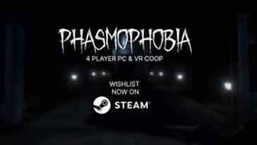 Phasmophobia - Trailer