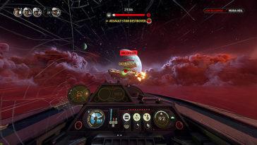 Star Wars: Squadrons - Cómo acabar con un Destructor Estelar 2