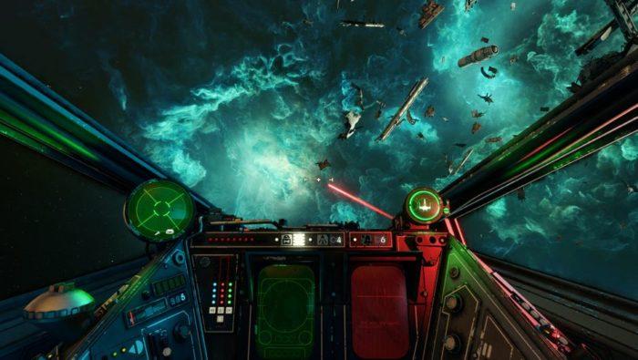 Star Wars: Squadrons - Solución al problema de limitación de FPS 1