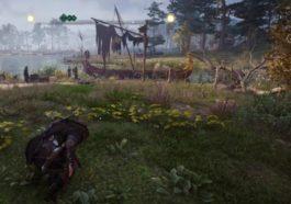 Assassin's Creed Valhalla - Cómo encontrar el Barco Amarillo