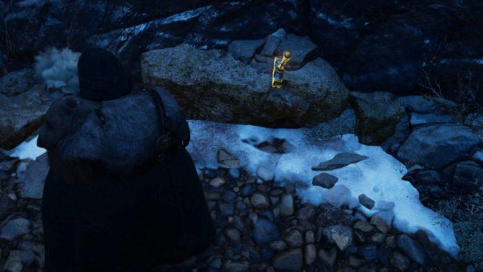 Assassin's Creed Valhalla - Cómo encontrar el Mjolnir, o martillo de Thor 5