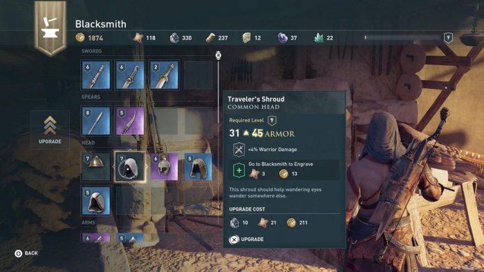 Guia de iniciación a Assassin's Creed Odyssey