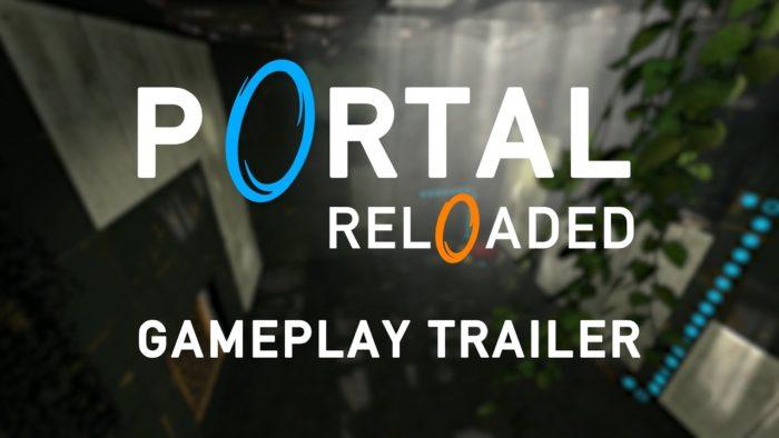 Portal Reloaded - Un mod gratuito que añade un tercer portal al juego