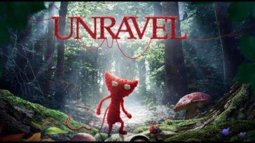 Unravel - Walkthrough