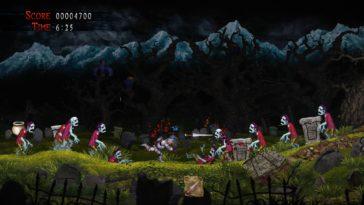 Ghosts 'n Goblins Resurrection deja ver su primer gameplay de la demo 1
