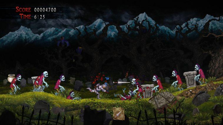 Ghosts 'n Goblins Resurrection deja ver su primer gameplay de la demo