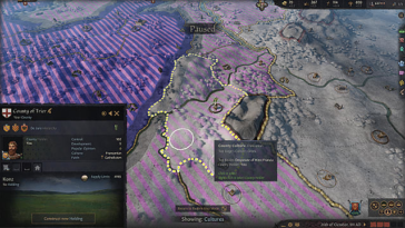 Cómo cambiar su cultura en Crusader Kings 3 1