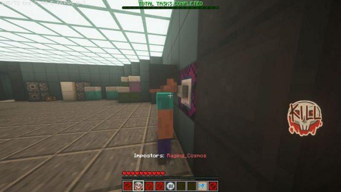 Cómo jugar a Among Us en Minecraft
