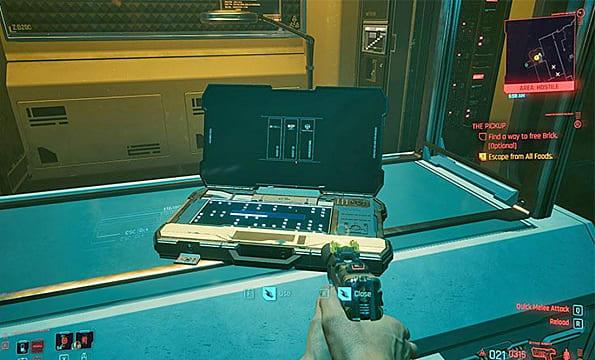Cyberpunk 2077 - Cómo liberar a Brick en la misión