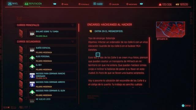 Cyberpunk 2077 - Hackeando al Hacker 1