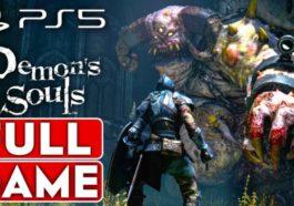 Demon's Souls Remake - Gameplay Walkthrough