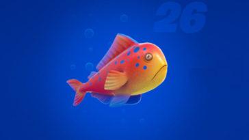 Fortnite - Dónde pescar un Crimson Zero 1