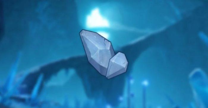 Genshin Impact - Localizaciones del mineral de plata estelar 2