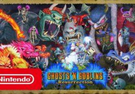 Ghosts 'n Goblins Resurrection Trailer