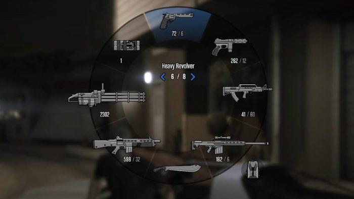GTA 5 - Trucos : Todas las armas y municion, invencibilidad, bajar nivel de busqueda y mucho más.