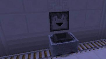 Minecraft - Cómo hacer una Tolva y combinarla con una Vagoneta 4