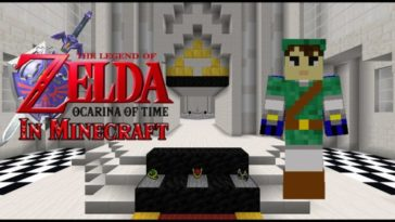 Minecraft - Zelda: Ocarina of Time