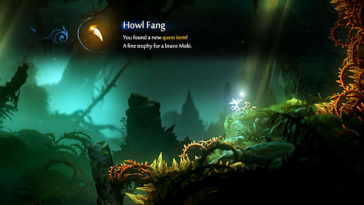 Ori and the Will of the Wisps - Cómo encontrar Howl's Fang 1