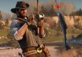 Red Dead Redemption 2 - El Misterio del Monstruo del Río 2