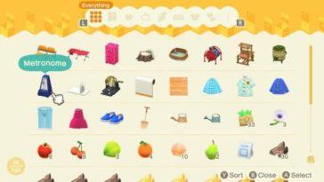 Cómo conseguir más almacenamiento en Animal Crossing: New Horizons