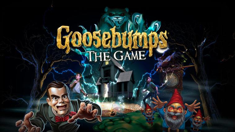 Goosebumps - Walkthrough 5