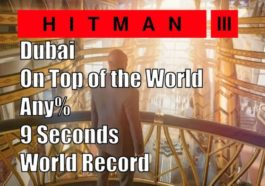 Hitman 3 - Alguien ha completado el nivel de Dubai en 9 segundos