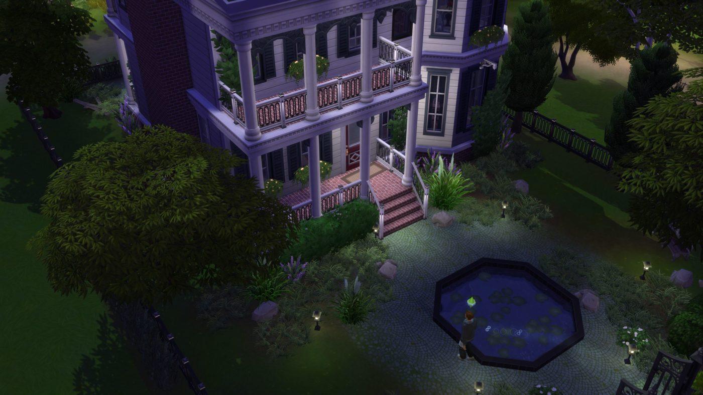 Los Sims 4 - Fenómenos Paranormales 29