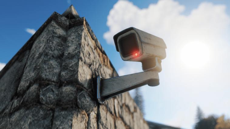 Rust - Todas las contraseñas de las cámaras CCTV 1