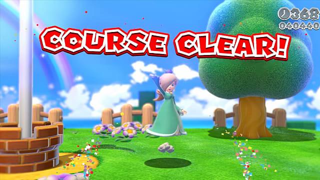 Cómo conseguir a Rosalina en Super Mario 3D World 1